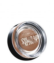 MAYBELLINE СЕНКИ ЗА ОЧИ COLOR TATOO 24H EYE SHADOW 4,5ГР 35 ON AND ON BRONZE