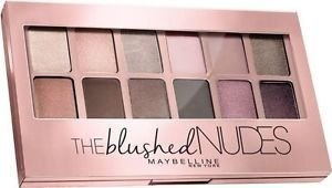 MAYBELLINE СЕНКИ ЗА ОЧИ THE BLUSHED NUDES PALETTE 9.6ГР 01 BLUSHED