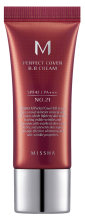 MISSHA КРЕМ ЗА ЛИЦЕ PERFECT COVER BB CREAM SPF42 20МЛ