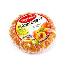 MY FRUITS СУШЕНИ ПЛОДОВЕ КАЙСИЯ ШАЙБА 200ГР