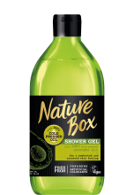 NATURE BOX ДУШ ГЕЛ МАКАДАМИЯ 385МЛ