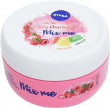 NIVEA КРЕМ ЗА ТЯЛО SOFT BERRY CHARMING MIX ME ЗА ЖЕНИ 200МЛ