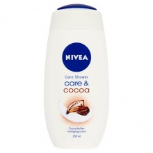 NIVEA ДУШ ГЕЛ CARE & COCOA 250МЛ