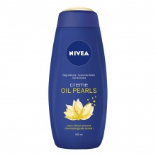 NIVEA ДУШ ГЕЛ OIL PEARLS LOTUS 500МЛ