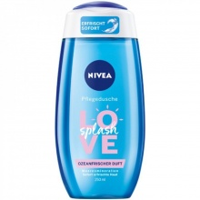 NIVEA ДУШ ГЕЛ LOVE SPLASH 250МЛ