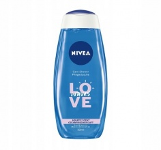 NIVEA ДУШ ГЕЛ LOVE WAVES 500МЛ