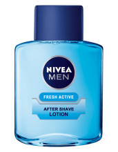 Nivea Men Activ Fresh афтършейв лосион за мъже 100мл