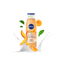 NIVEA ДУШ ГЕЛ FRESH BLENDS PEACH 300МЛ