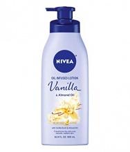 Nivea Vanilla лосион за тяло