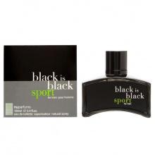 NUPARFUMS BLACK IS BLACK SPORT ТОАЛЕТНА ВОДА ЗА МЪЖЕ 100МЛ