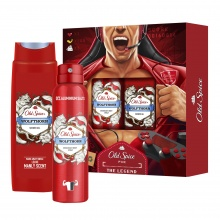 КОМПЛЕКТИ OLD SPICE WOLFTHORN ДГ 250МЛ+ДЕО 150МЛ МЪЖКО