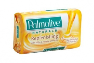 PALMOLIVE САПУН REPLENISHING WITH MILK & HONEY EXTRACTS 90ГР