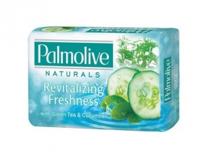 PALMOLIVE САПУН REVITALIZING FRESHNESS WITH GREEN TEA & CUCUMBER 90ГР
