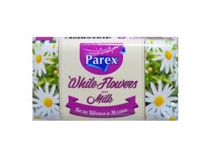PAREX САПУН WHITE FLOWERS 140ГР