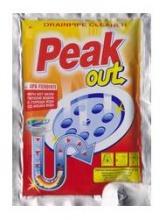 Peak Out препарат за отпушване на канали с топла вода