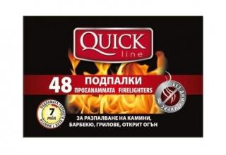 QUICK LINE ПОДПАЛКИ ЗА РАЗПАЛВАНЕ 48БР