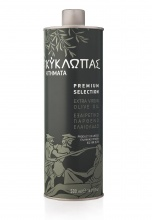 KYKLOPAS ЗЕХТИН PREMIUM SELECTION EXTRA VIRGIN КЕН 500МЛ