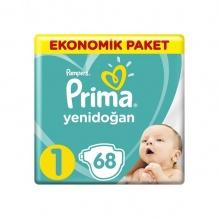 PAMPERS ПАМПЕРСИ PRIMA JUMBO 2-5КГ /1-ЦА/