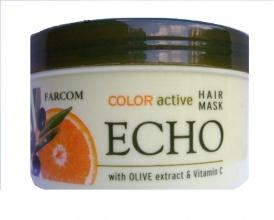 Echo хидратираща маска за боядисана коса