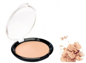 GOLDEN ROSE ПУДРА ЗА ЛИЦЕ SILKY TOUCH COMPRACT POWDER 12ГР