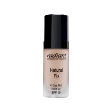RADIANT ФОН ДЬО ТЕН NATURAL FIX ALL DAY MATT MAKE UP 30МЛ