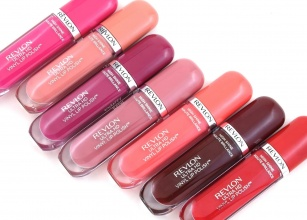 REVLON ТЕЧНО ЧЕРВИЛО ULTRA HD VINYL LIP POLISH 5.9МЛ