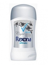 REXONA ДЕО СТИК CRYSTAL CLEAR AQUA ЗА ЖЕНИ 40МЛ