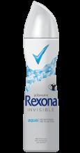 Rexona Invisible Aqua дезодорант за жени
