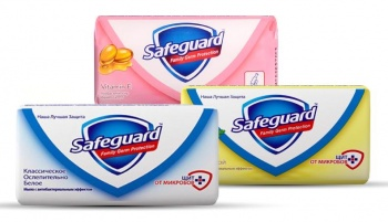SAFEGUARD САПУН 90ГР