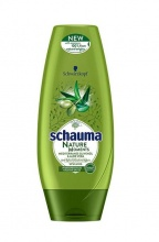 SCHAUMA БАЛСАМ ЗА КОСА NATURE MOMENTS OLIVE OIL & ALOE VERA 250МЛ