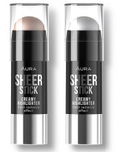 AURA ХАЙЛАЙТЪР ЗА ЛИЦЕ SHEER STICK CREAMY HIGHLIGHTER 6.5ГР