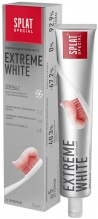 SPLAT ПАСТА ЗА ЗЪБИ SPECIAL EXTREME WHITE 75МЛ