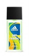 Adidas Get Ready натурален спрей за мъже