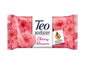 TEO САПУН BOUQUET CHERRY BLOSSOM 70ГР