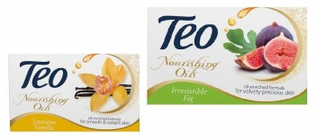 TEO САПУН NOURISHING OILS 100ГР