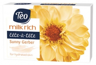 TEO MILK RICH САПУН SUNNY GERBER 100ГР