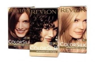 Revlon ColorSilk боя за коса