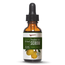Wooden Spoon Troubled Skin Serum серум за проблемна кожа