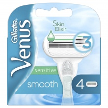 GILLETTE VENUS РЕЗЕРВНО НОЖЧЕ SENSITIVE SMOOTH 4БР
