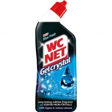 WC NET GEL CRYSTAL BLUE FRESH 750МЛ