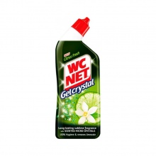 WC NET GEL CRYSTAL CITRUS FRESH 750МЛ