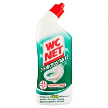 WC NET ENERGY DESCALER GEL 750МЛ