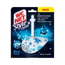 WC NET БЛОКЧЕ STYLE CRYSTAL BLUE FRESH 36.5ГР