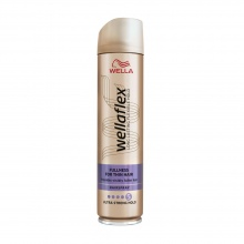 WELLA WELLAFLEX ЛАК ЗА КОСА FULNESS ULTRA STRONG 5 400МЛ