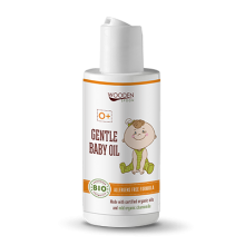 Wooden Spoon Gentle Baby Oil бебешко олио