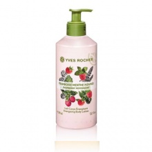 Yves Rocher Raspberry Pepermint Energizing лосион за тяло