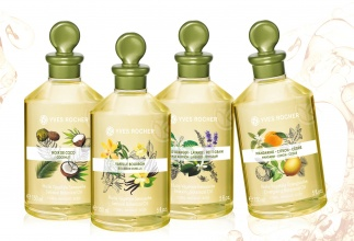 YVES ROCHER МАСАЖНО МАСЛО ЗА ТЯЛО BOTANICAL MASSAGE OIL 150МЛ