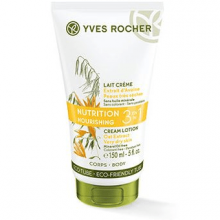 YVES ROCHER КРЕМ ЗА ТЯЛО NOURISHING CREAM LOTION OAT EXTRACT