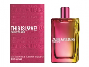 ZADIG & VOLTAIRE THIS IS LOVE ПАРФЮМНА ВОДА ЗА ЖЕНИ