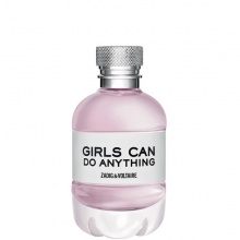 ZADIG&VOLTAIRE GIRLS CAN DO ANYTHING EDP ДАМСКИ ПАРФЮМ БЕЗ ОПАКОВКА 90МЛ
